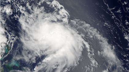 Importance of Thunderstorm Organization Around the Center of Tropical Systems