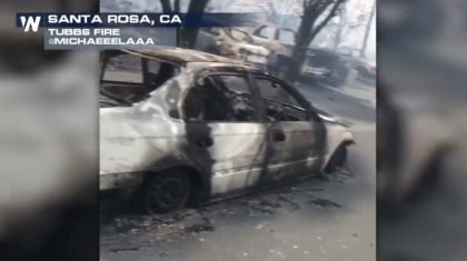 Deadly Wildfires Sweep Through Northern California