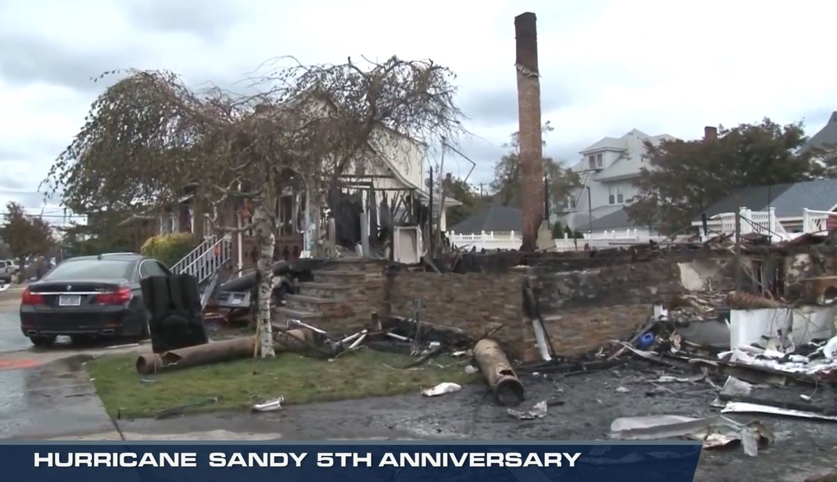 Fifth Anniversary of Hurricane Sandy