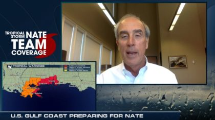 Mobile Mayor Talks to WeatherNation About City Preparations for Nate