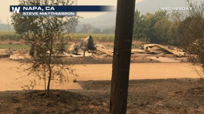Southern California Wineries Join Forces To Help Those Impacted By Fires