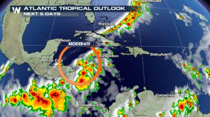 Another Tropical Storm Could be Brewing In The Caribbean