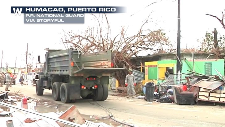 HELP FOR PUERTO RICO: More FEMA Aid Coming