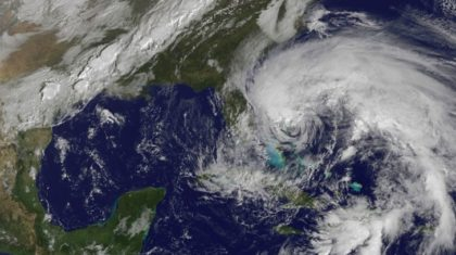 A Look Back at Hurricane Sandy from the Hurricane Hunters