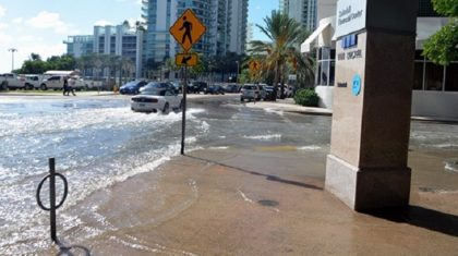 King Tides Cause Recent Flooding in Florida