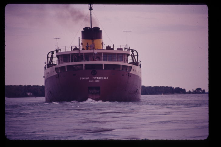 Anniversary of the Sinking of the Edmund Fitzgerald