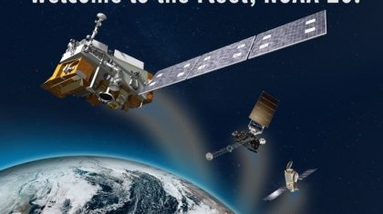 From Launch to Operations: The Latest on NOAA-20