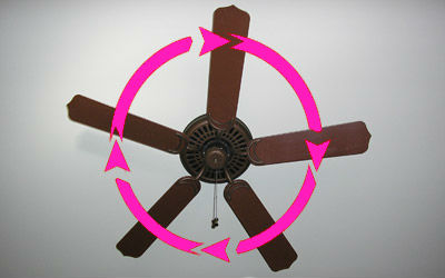 Ceiling Fans And Winter Weathernation