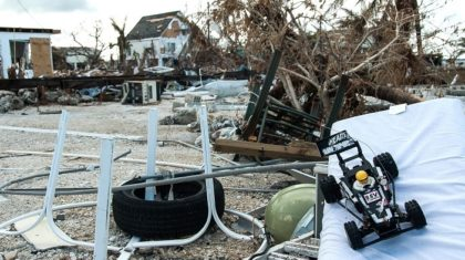 Using Pressure Deficit, not Wind Speed, to Predict Hurricane Damage