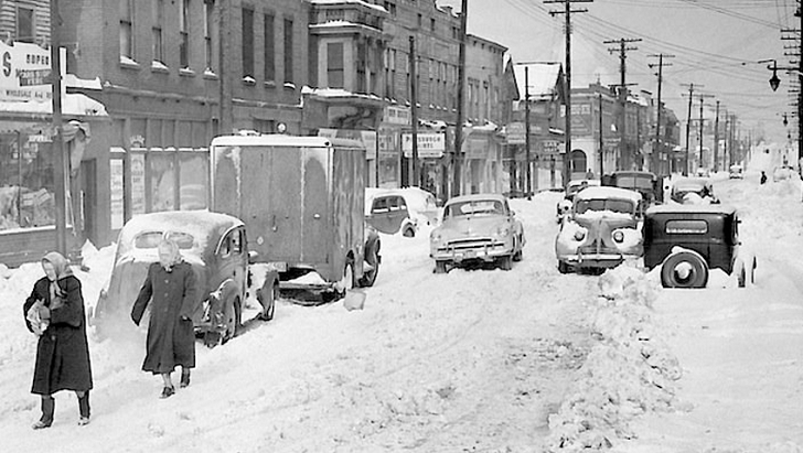 A Look Back at The Great Appalachian Storm of November 1950