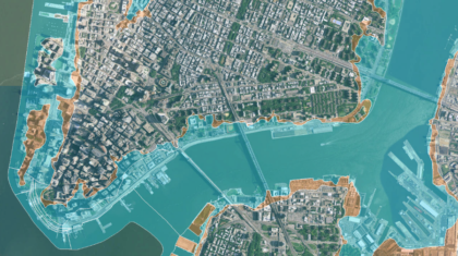 New York City Could See More Frequent Floods in the Future