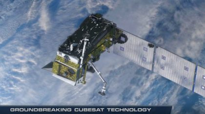 New CubeSat Poised to Take Earth's Temperature from Space