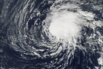 Hurricane Season may be Over, but Storms Can Still Form
