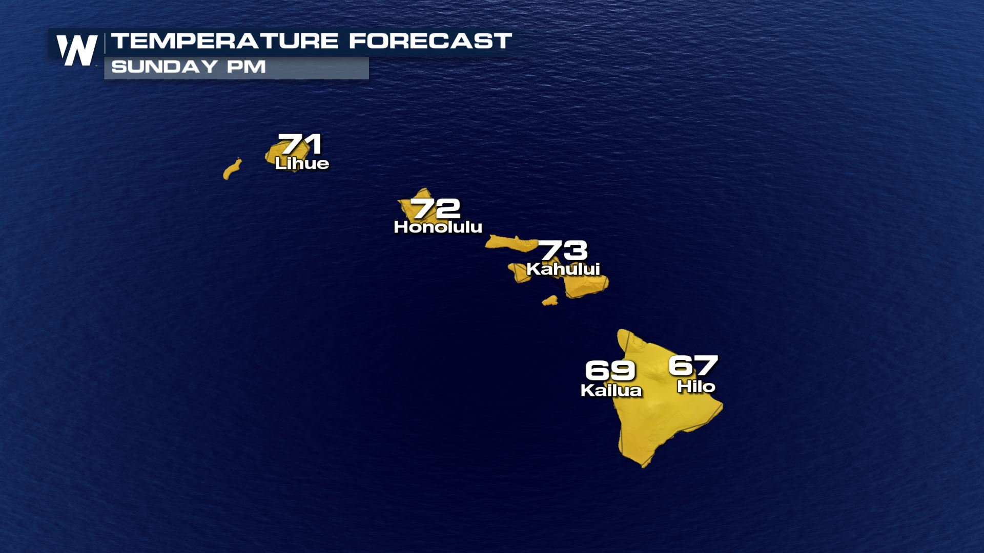 Christmas Forecast for Alaska and Hawaii - WeatherNation