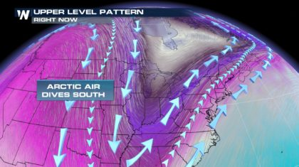 Lake Effect Machine Ramps Up This Weekend