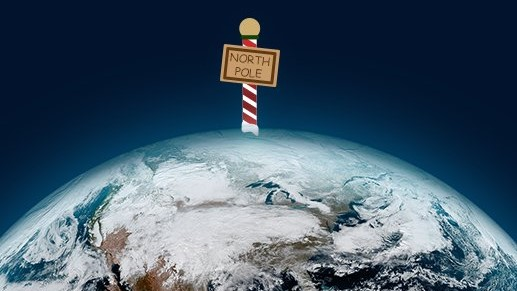 Where Does Santa Actually Live?