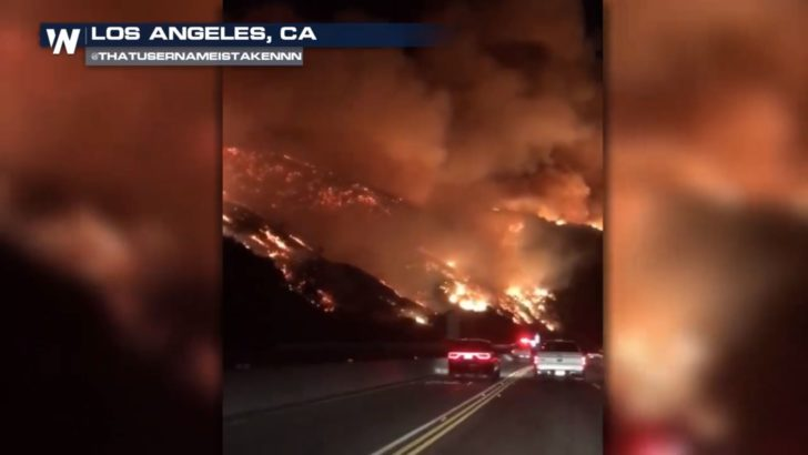 Can Wildfires Burn Down Los Angeles?