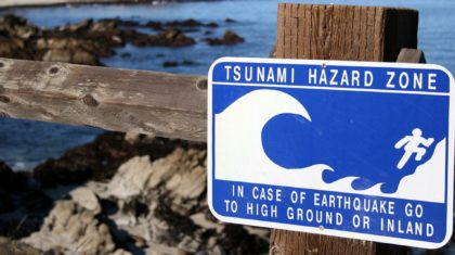 NOAA Tsunami Model Predicts the Impact of Killer Waves