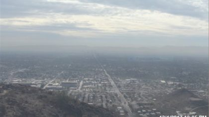 Poor Air Quality in Phoenix Continues