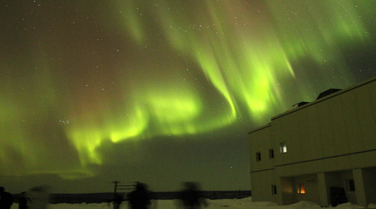 Here Comes an Opportunity to View the Aurora Borealis