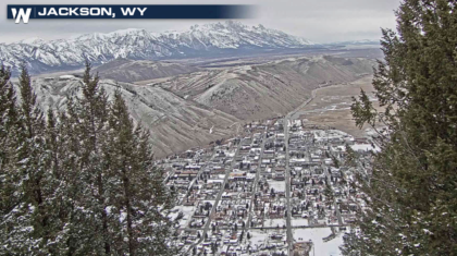 More Snow Ahead For the High Plains and Western Mountains