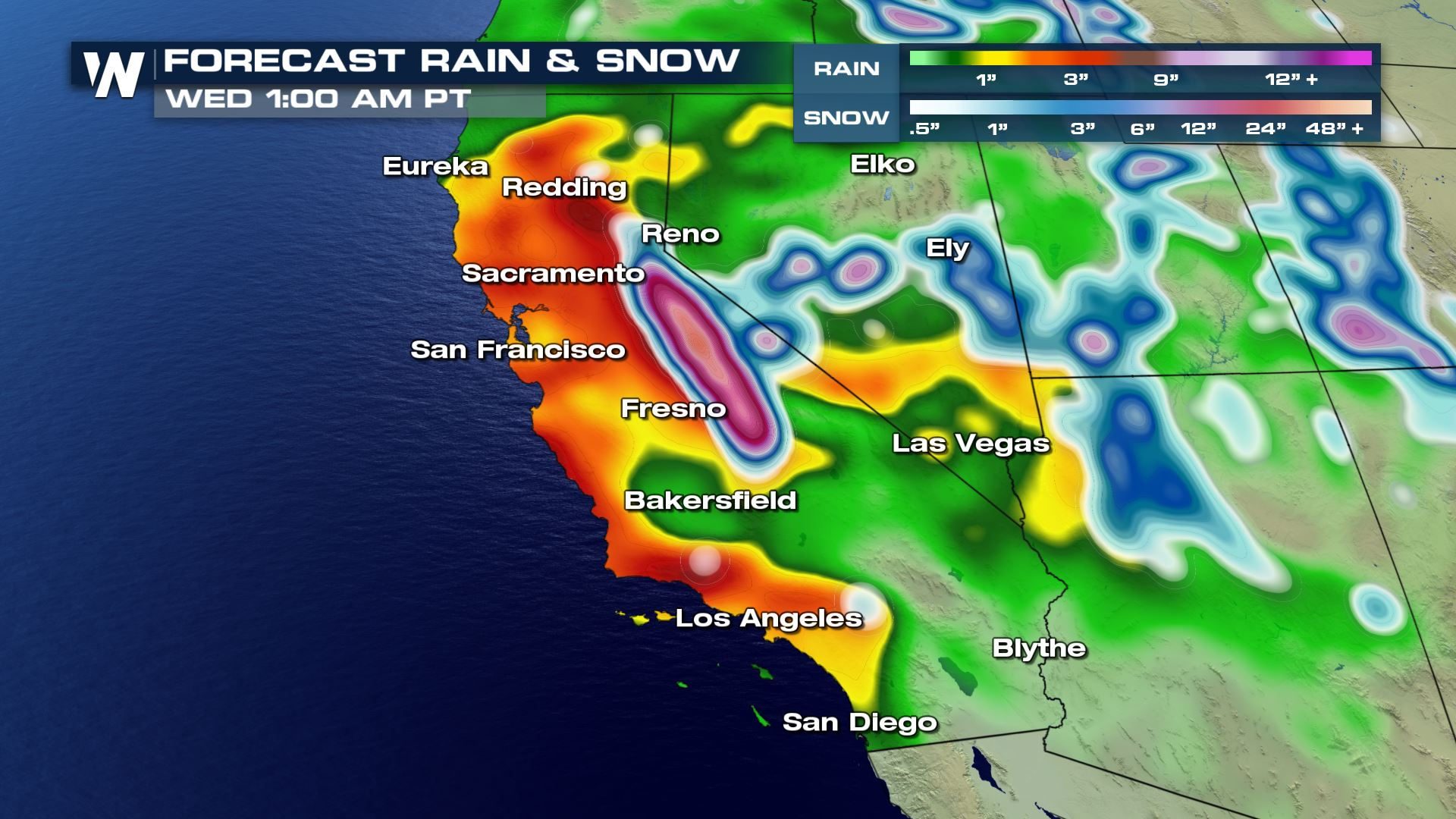 Powerful Storm To Impact Southern California