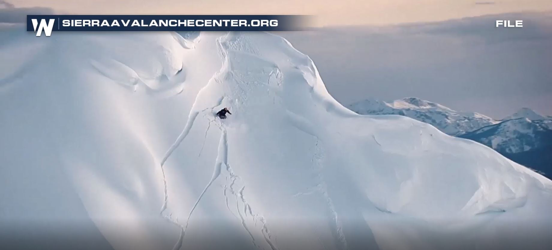 Tips on Identifying Avalanche-Prone Areas
