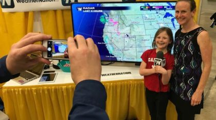 WeatherNation at AMS 2018