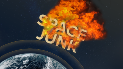 Does Space Junk Fall from the Sky?