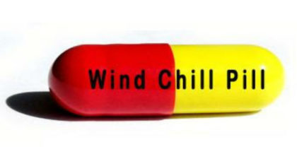 Wind Chill Pill