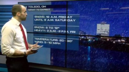 VIDEO: City by City Snow Forecast