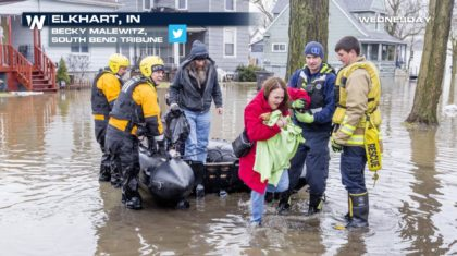 Major Flooding Prompts State of Emergency