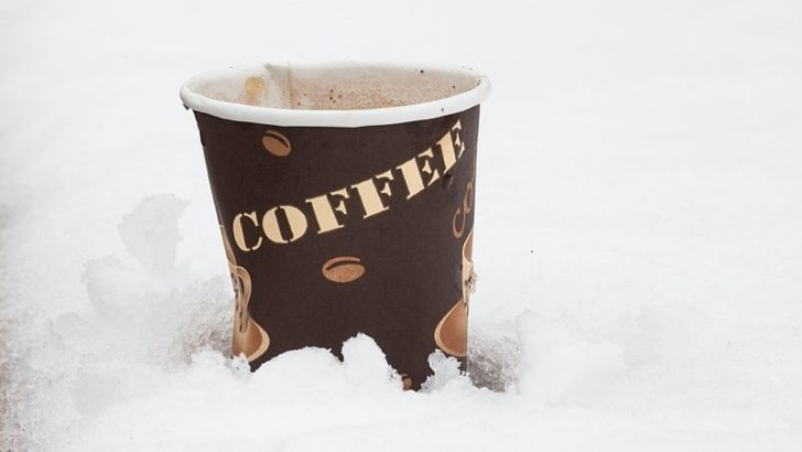 The Best Ways to Cool a Hot Drink
