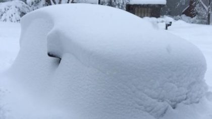 Erie, Pennsylvania Clinches Snowiest Winter on Record