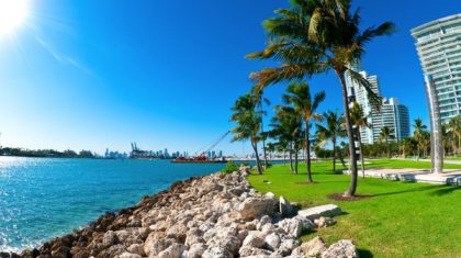FebruMay? South Florida Sizzles in Spring-Like Heat