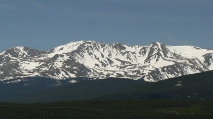Century Long Snowpack Study Shows Levels in Decline in Western States