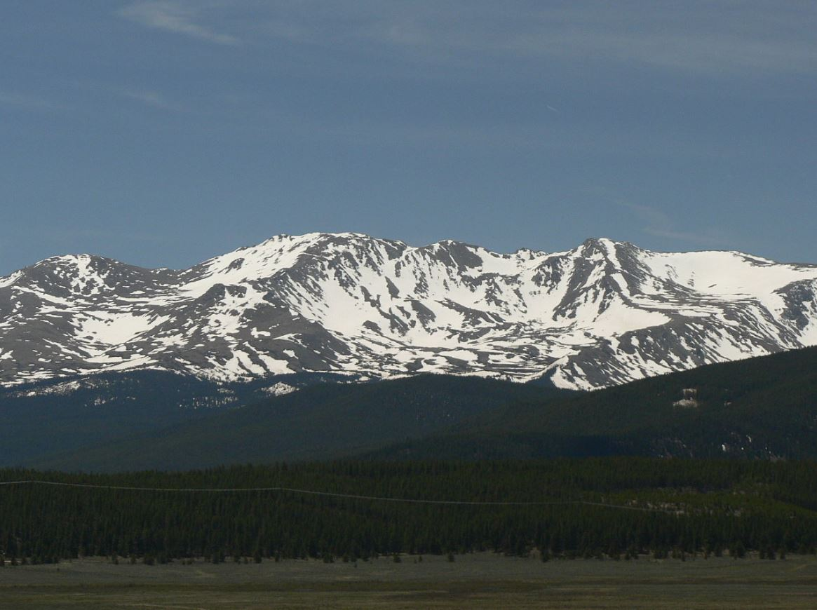 Snowpack in Colorado is Rising, But Still Below Normal.