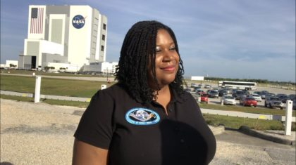Women Making Weather Satellite History