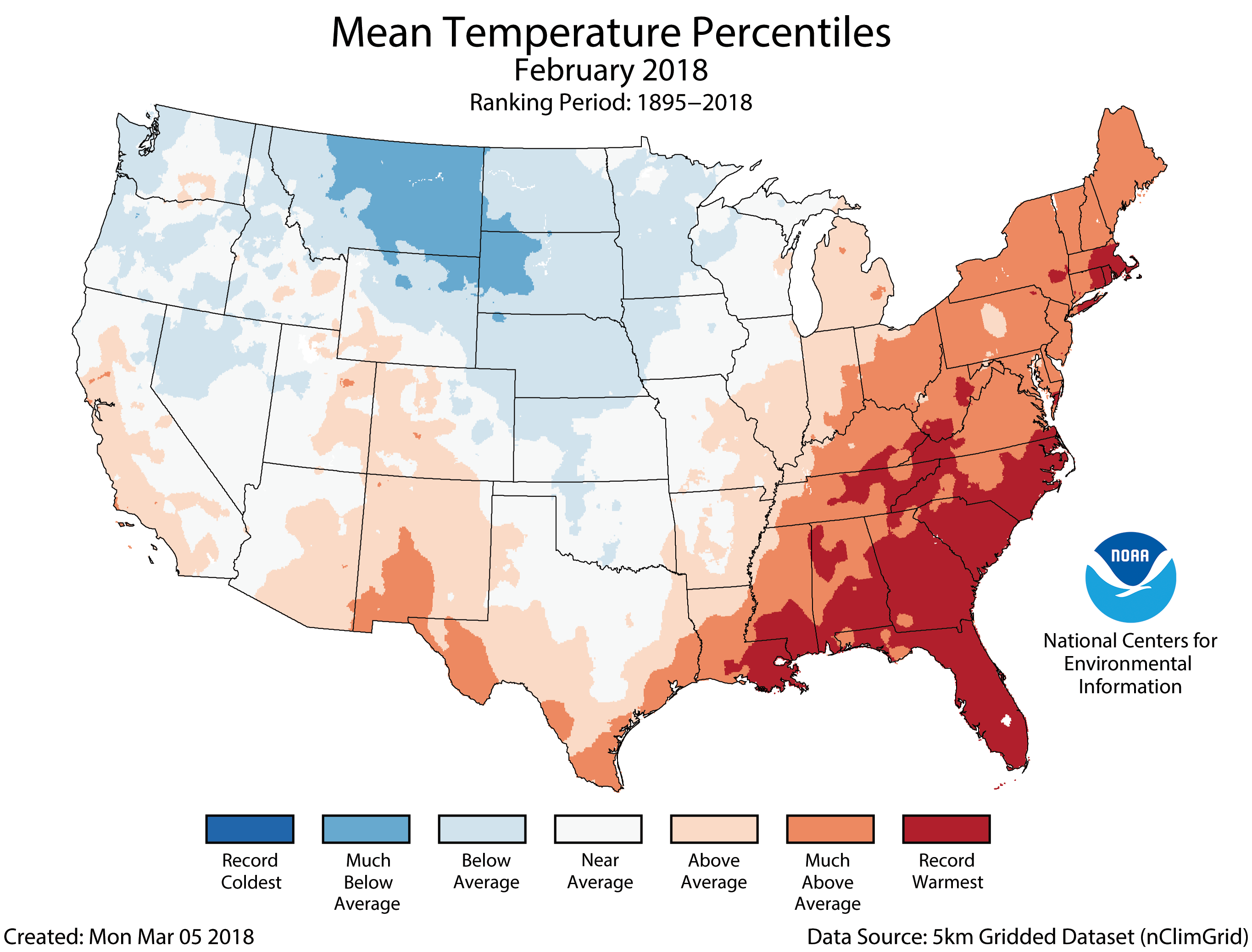 Sorry, Groundhog: Winter and February Were Warmer than Average ...