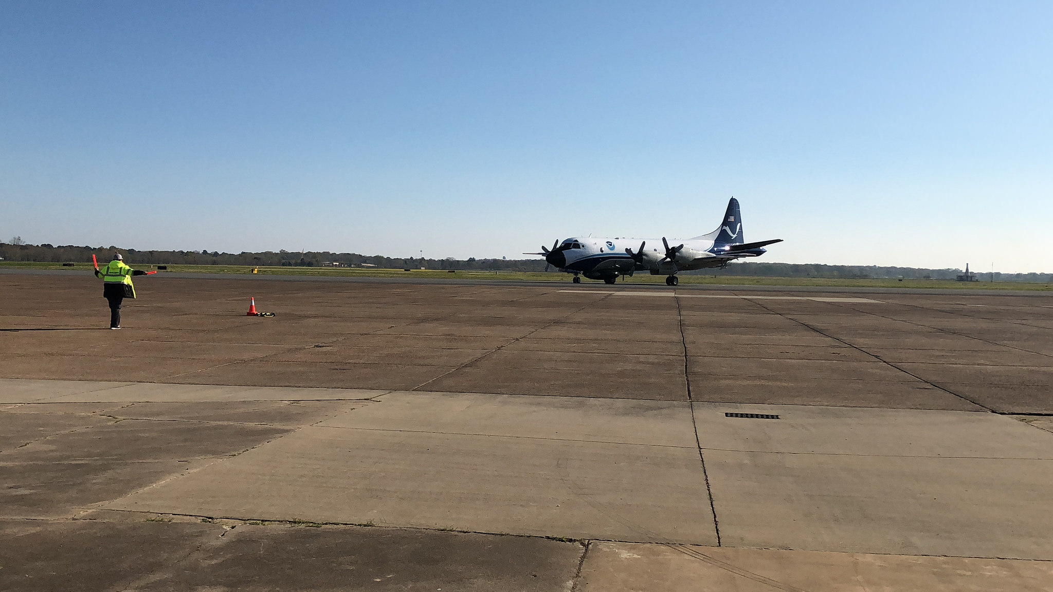 Hurricane Hunters in Search of a Different Kind of Storms - Severe Weather