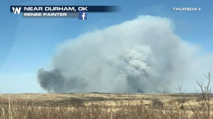 Several Wildfires Popping up Across Multiple States