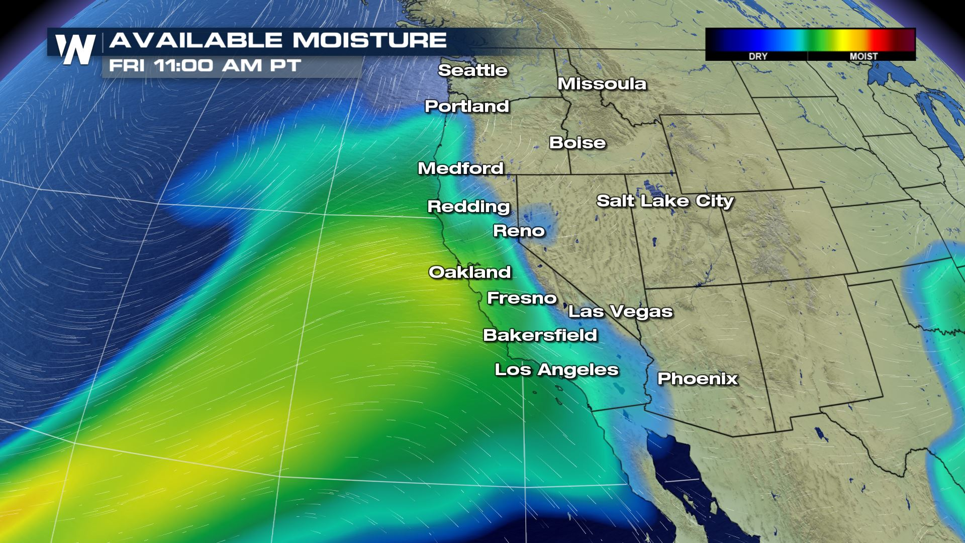 Could This be a Record 'Atmospheric River?'