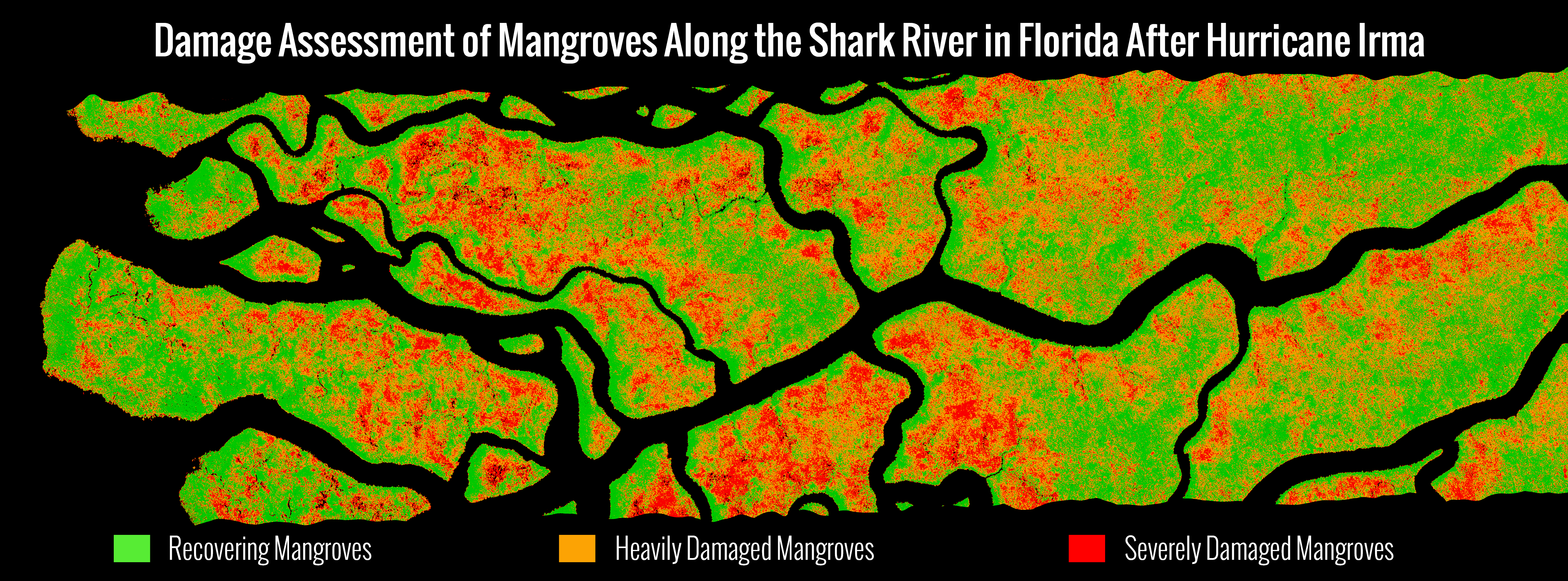 NASA Mapping Hurricane Damage to Everglades, Puerto Rico Forests