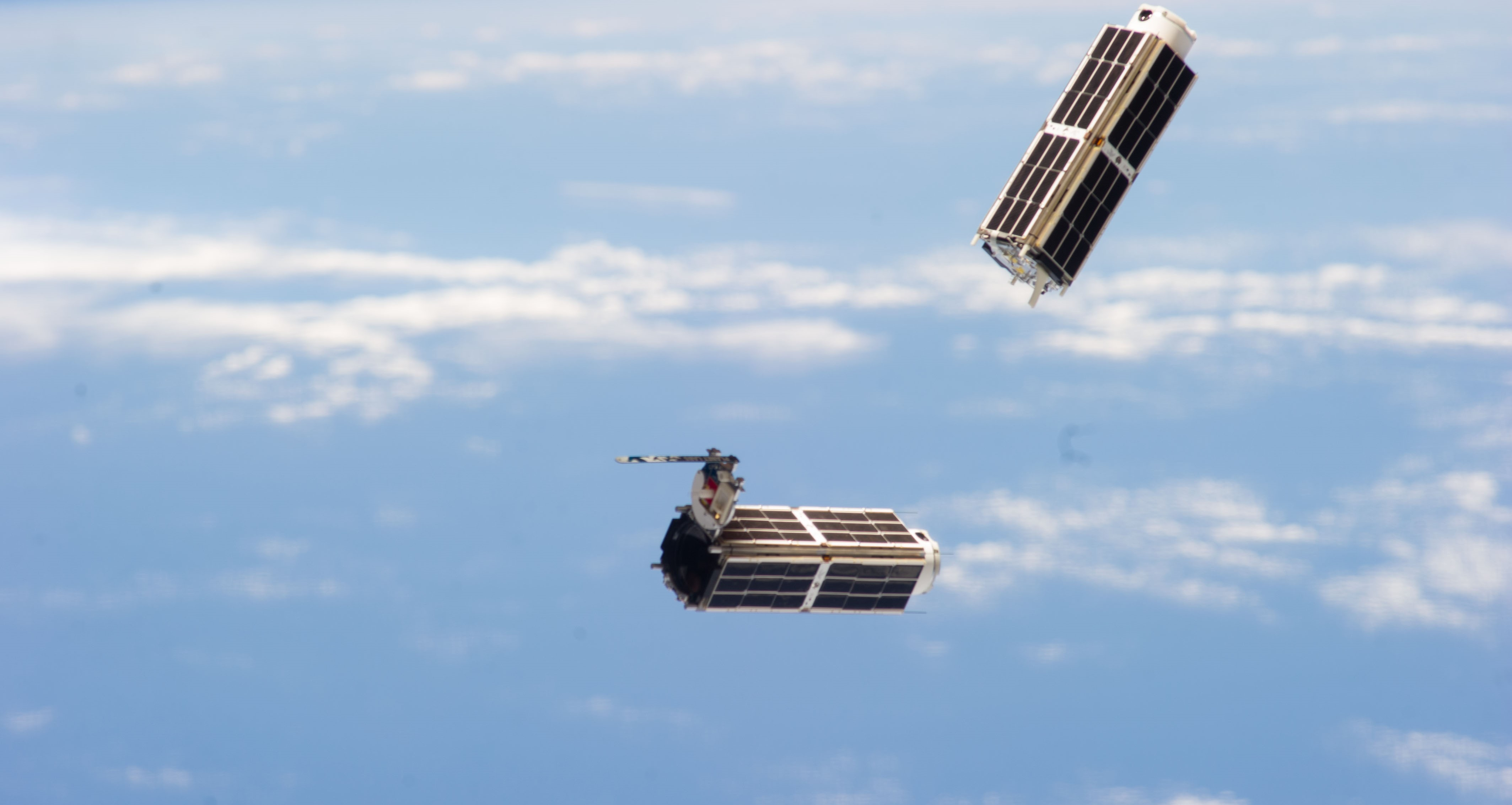 Turning Smartphones into a Satellite Imagery Business
