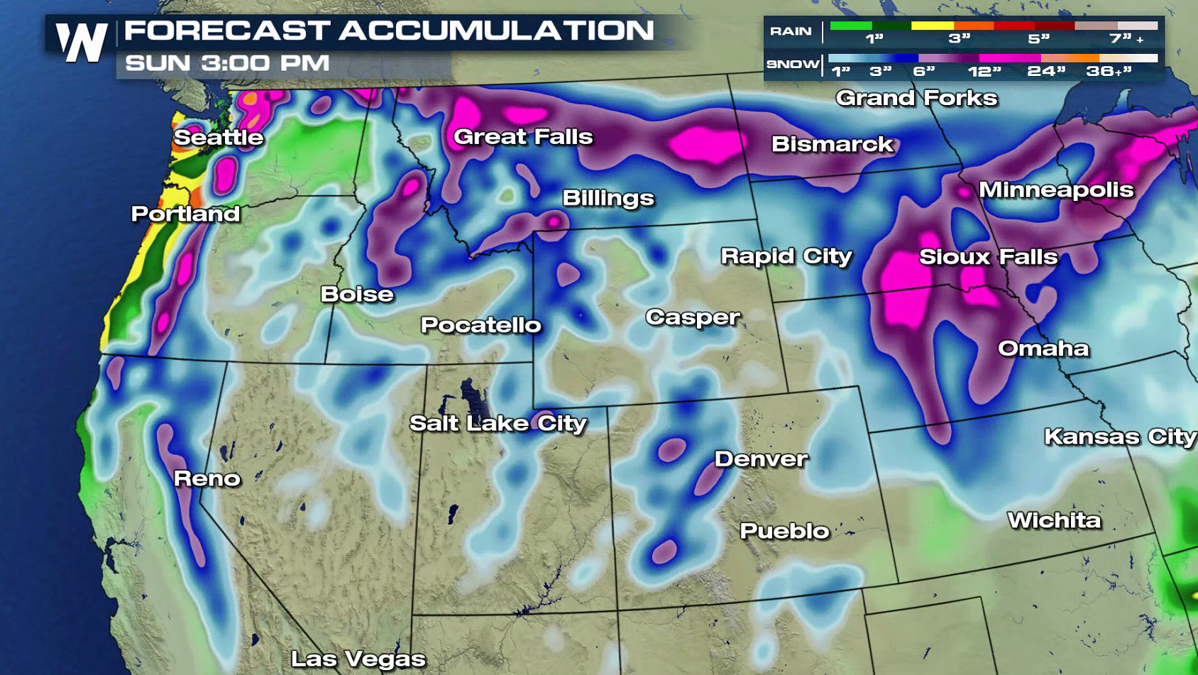 Another Significant Storm to Bring Heavy Snow to the West