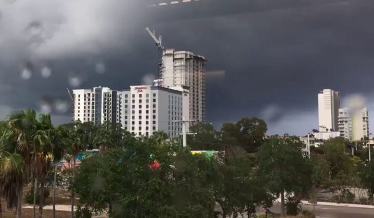 NWS Confirms Two Tornadoes Touched Down in Fort Lauderdale