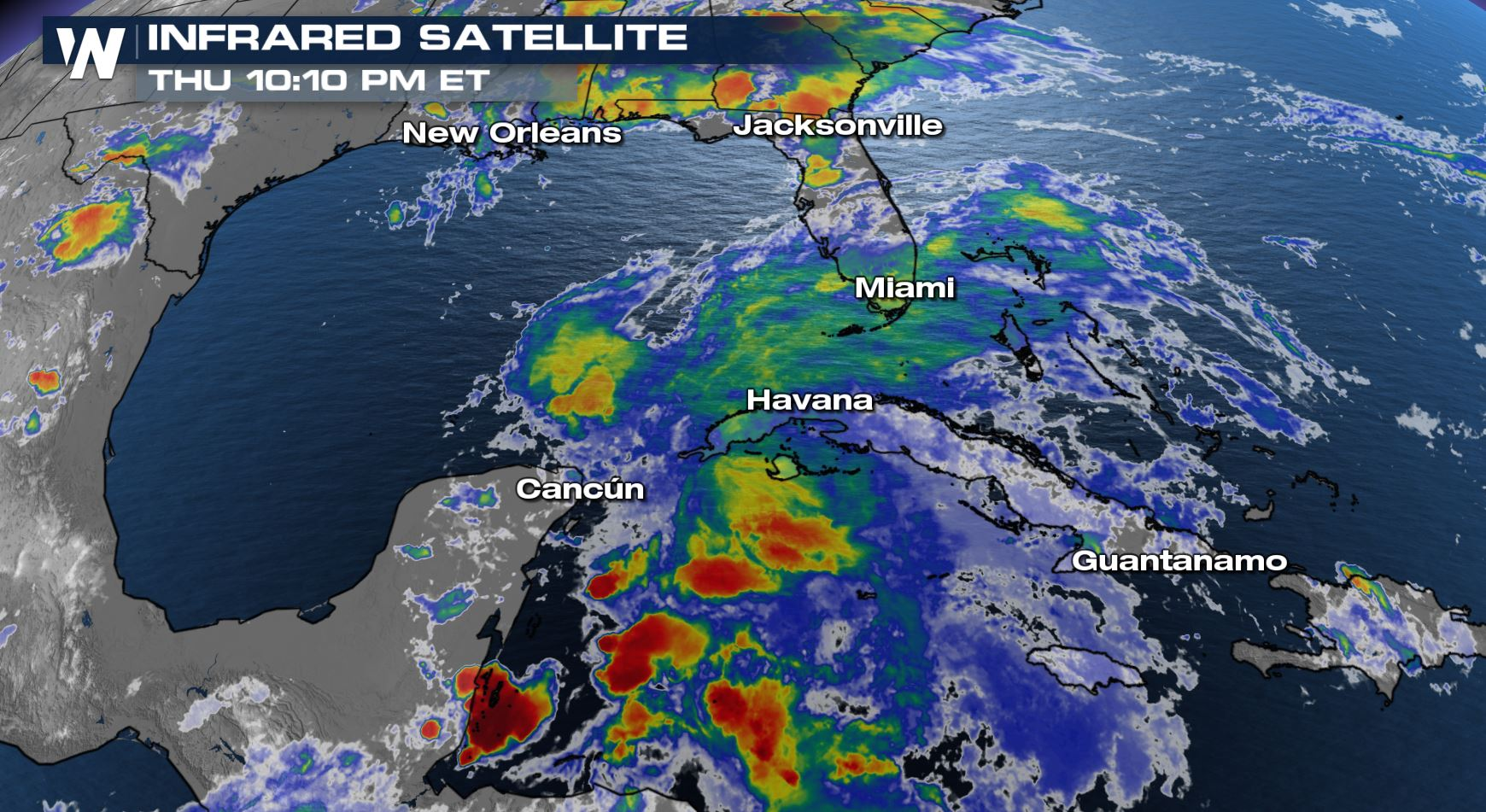 Hurricane Hunters Could Investigate Storm Friday