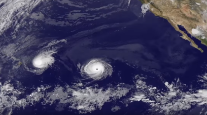 NOAA Predicts in the Central Pacific a Near to Above Normal 2018 Hurricane Season
