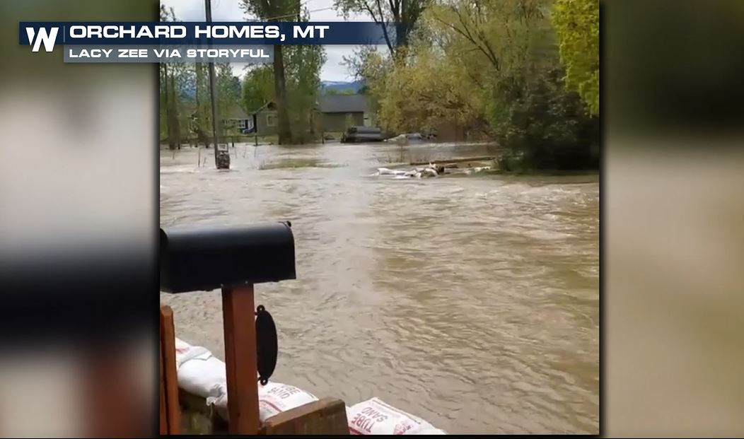 Evacuations Ordered in Missoula County, MT, Amid Worst Flooding in Decades