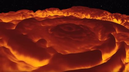 VIDEO: NASA Animation Gives Infrared View of Jupiter Cyclones